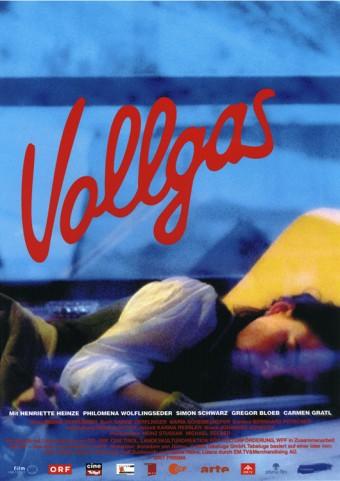 Vollgas 2002 Plakat